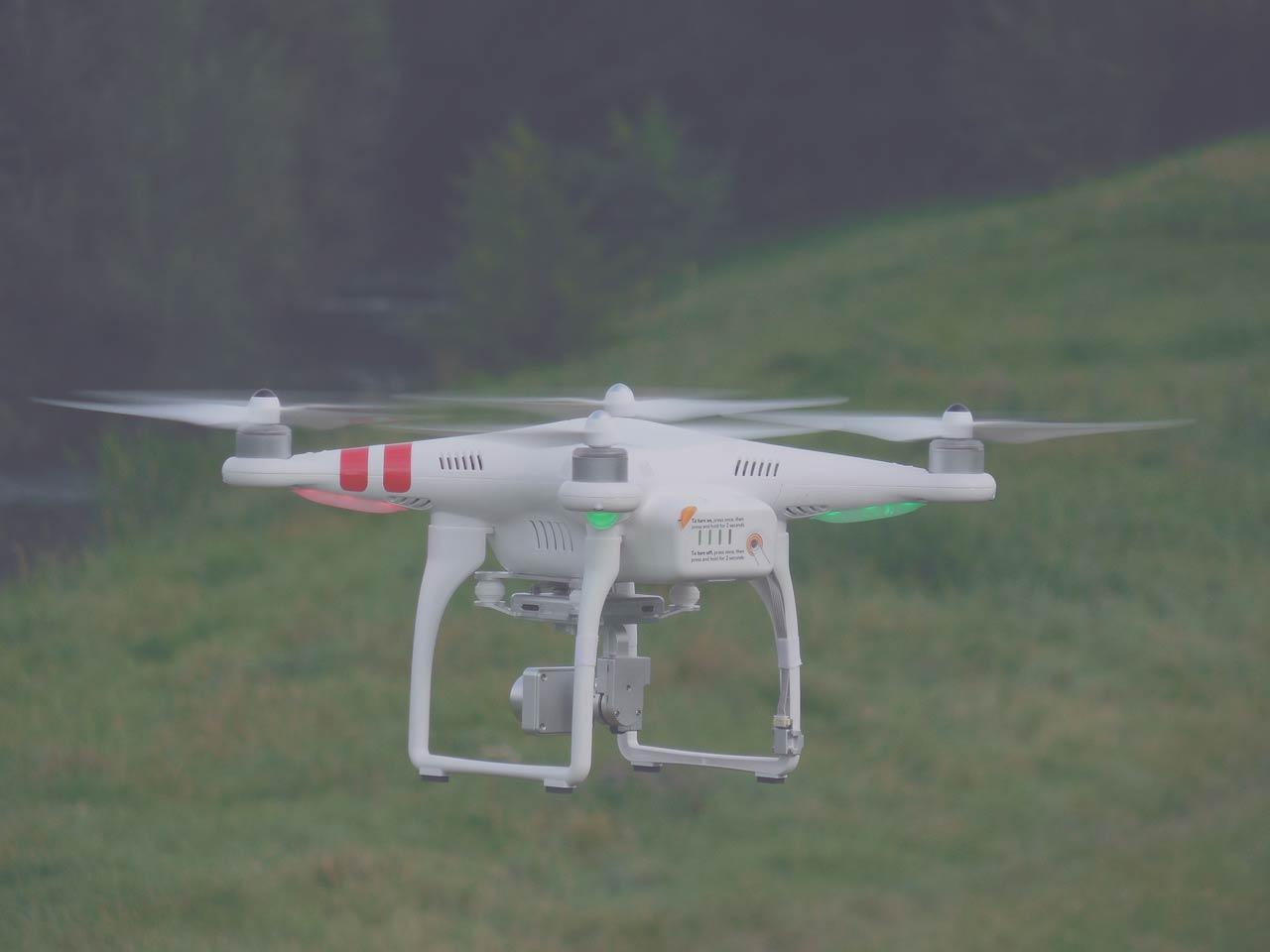 Airprona servicios audiovisuales con drones