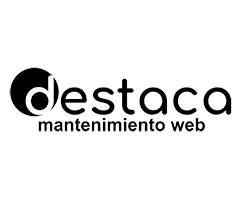 Destaca mantenimiento Web